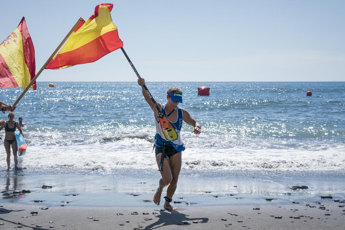 Carreras SUP y Paddleboard coronan cuatro Campeones Mundiales