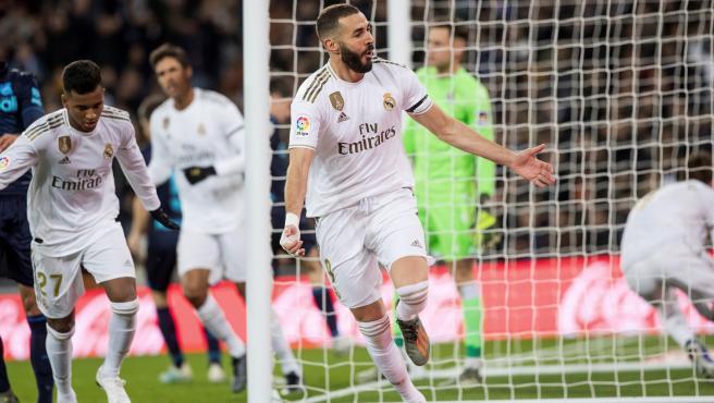 Real Madrid remonta y alcanza al Barça en liderato; continúan los problemas con Bale