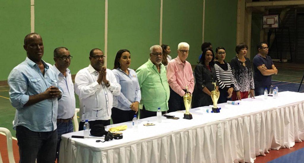 San Juan y Barahona dividen en inicio Copa de Voleibol del Sur