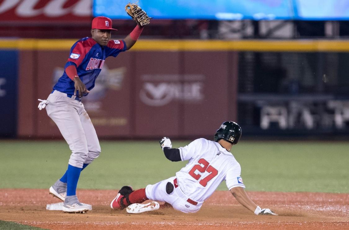 Dominicana cae 6-1 ante México en inicio Premier 12; partido recortado por lluvia