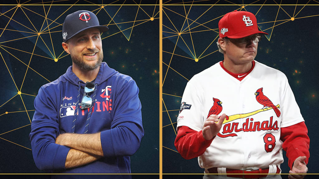 Rocco Baldelli y Mike Shildt, Managers del Año MLB 2019