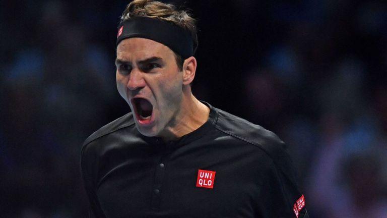 Roger Federer liquida a Djokovic, acabará como número uno del año