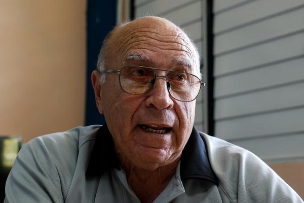Fallece Gustavo Rolle Fernández, padre de la lucha deportiva