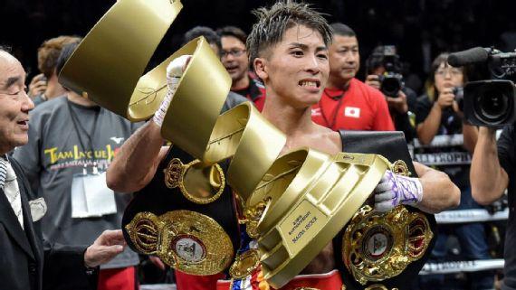 Naoya Inoue unifica títulos AMB y FIB ante Nonito Donaire