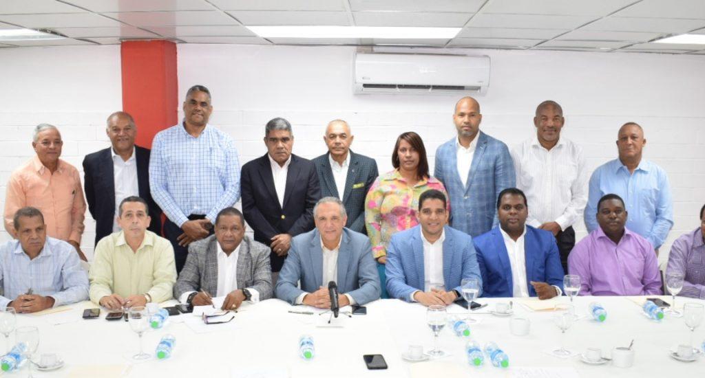 José Ramón Peralta presidirá nuevamente el Comité Organizador TBS Distrito