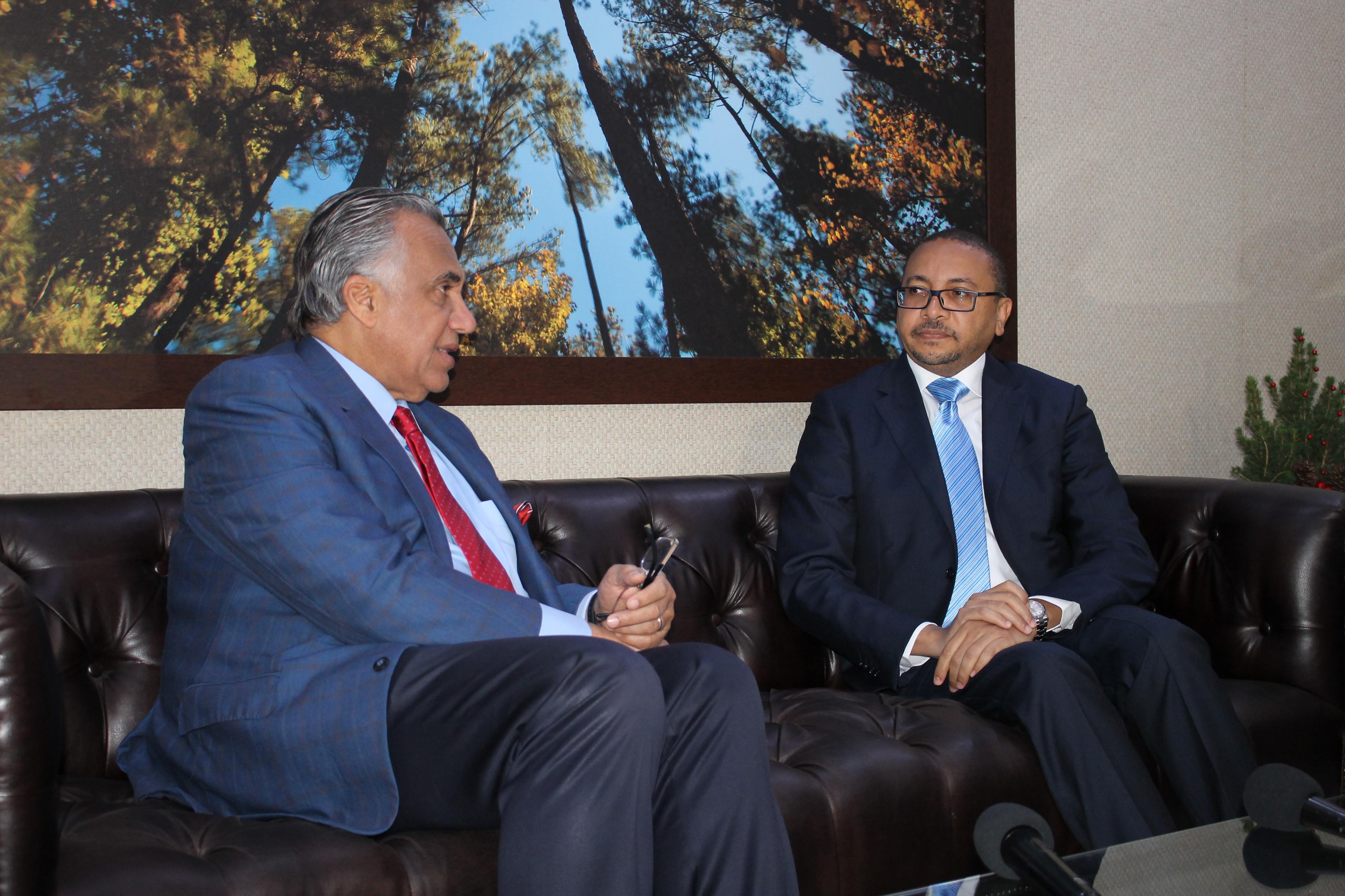 Qatar y República Dominicana procuran acuerdo de colaboración deportiva