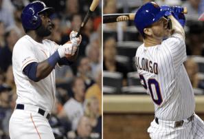 Yordan Álvarez y Pete Alonso, los Novatos del Año MLB 2019