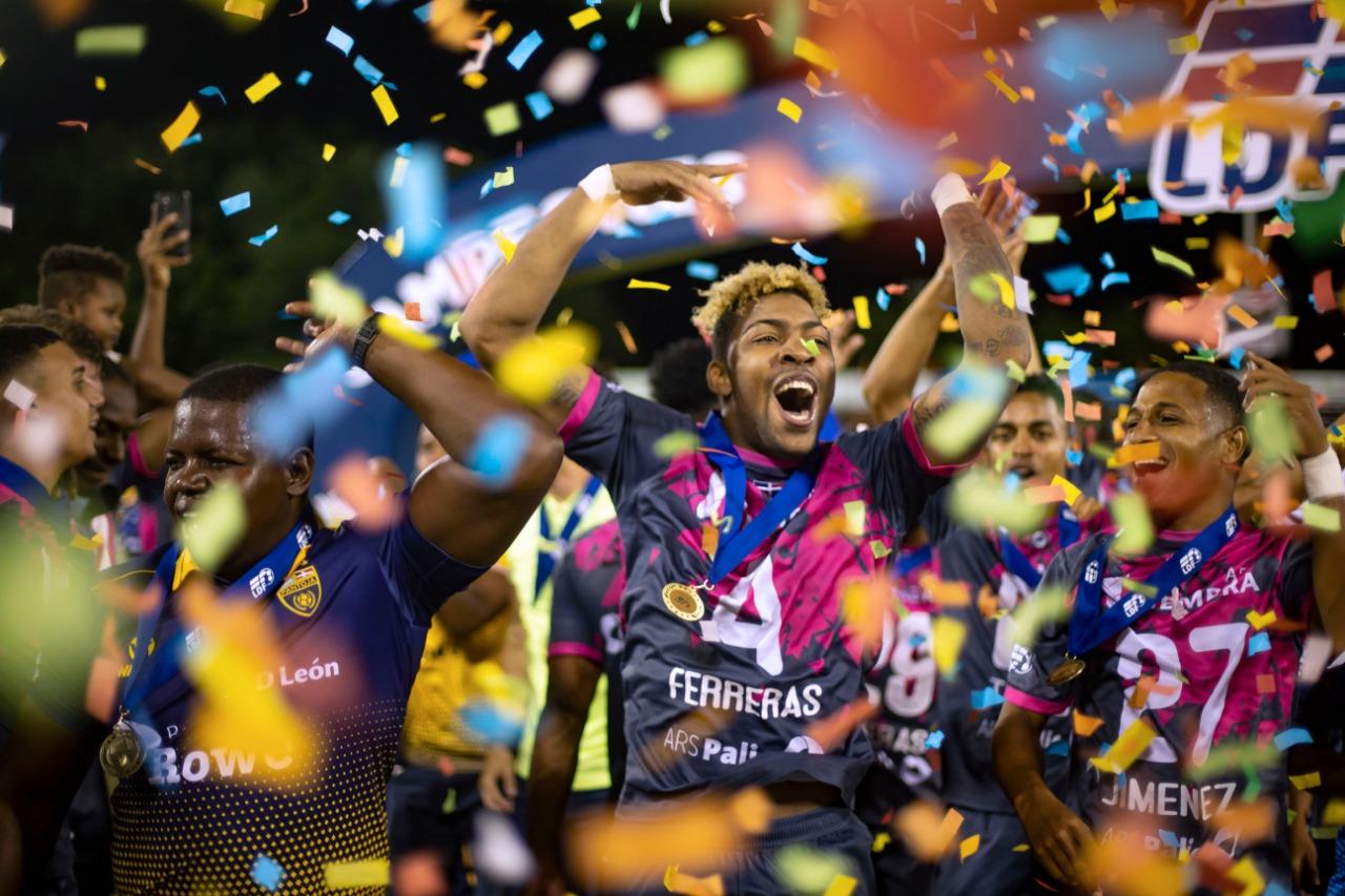 Atlético Pantoja monarca de la Gran Final LDF; derrota en penales a Cibao FC