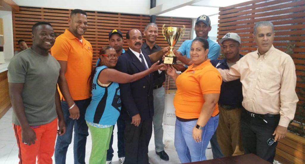 Alcaldía de Santiago anuncia pre-superior de voleibol