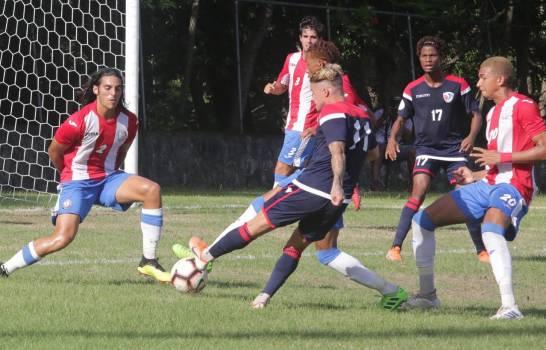 Santa Lucía vence a Dominicana 1-0 en la Liga de Naciones
