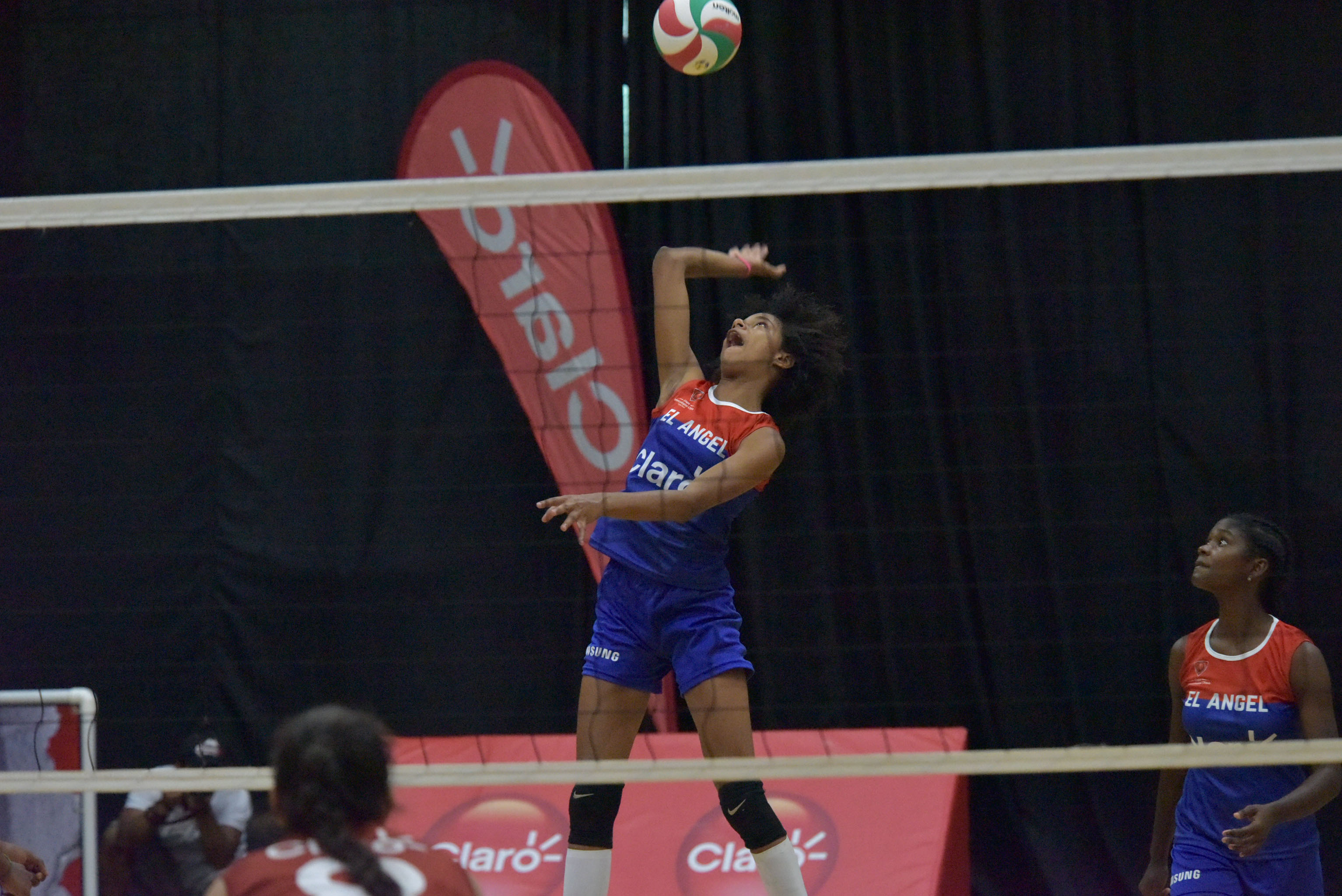 Siete equipos invictos en la Copa Intercolegial de Voleibol Femenino