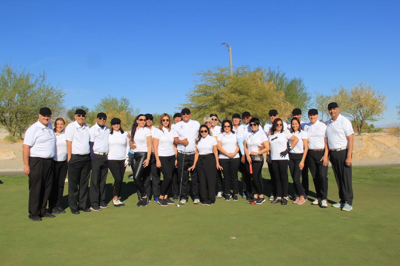 El Team Fiebre de Golf ocupa el primer lugar del torneo Villa's 66