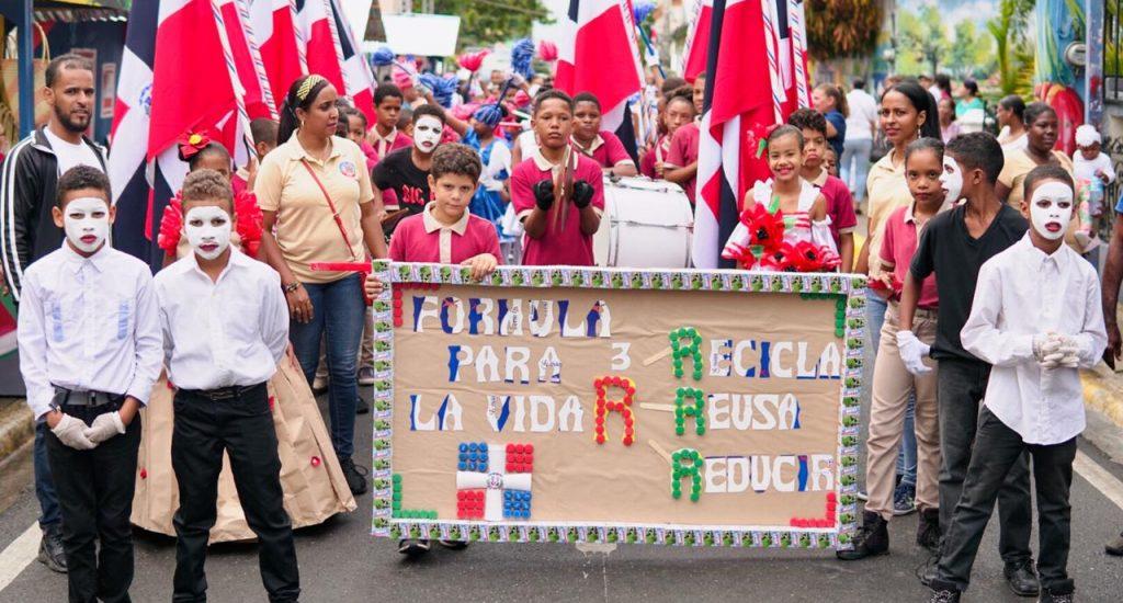 Deportes y más en el Festival Cultural de la provincia Hermanas Mirabal