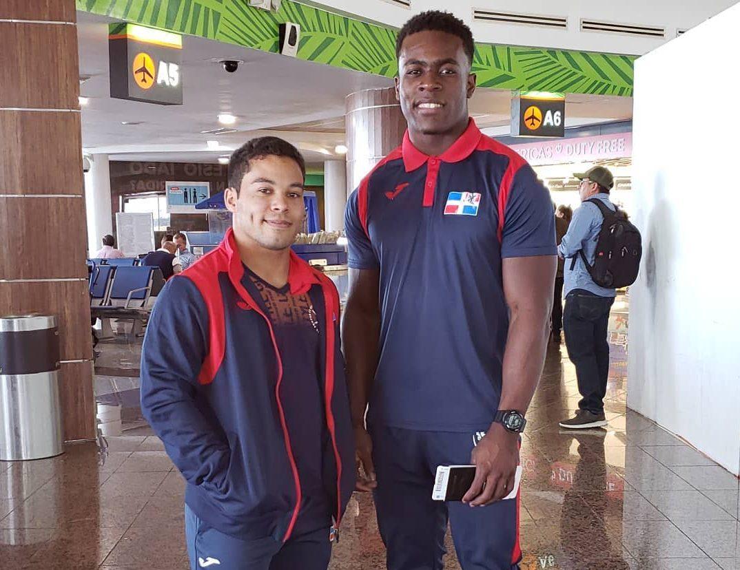 Pesistas García y Bonnat participarán en Grand Prix Odesur en Perú
