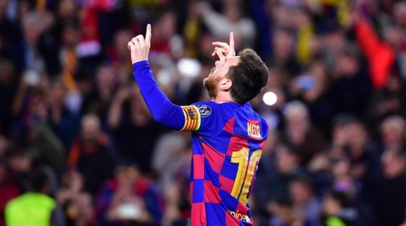 La IFFHS nombra a Messi como