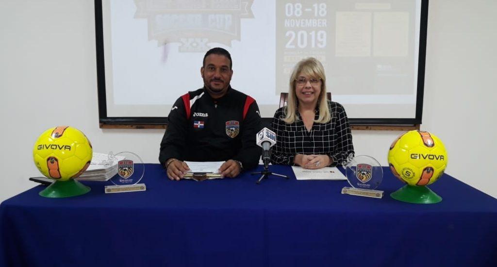 Anuncian XX Copa de Fútbol Saint Thomas School