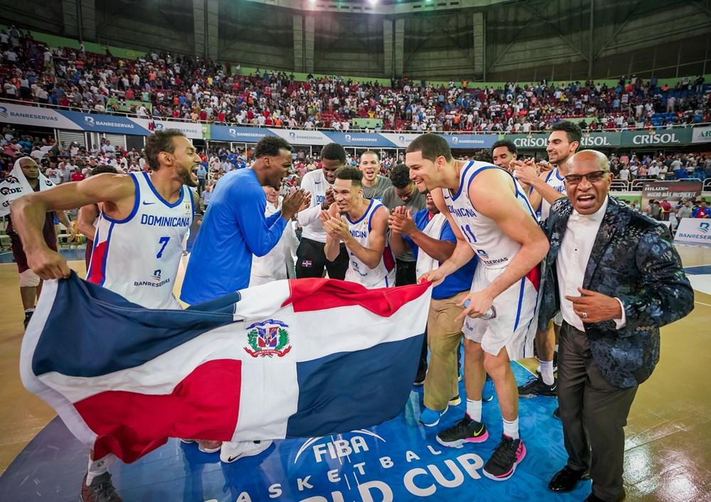 Dominicana se medirá a Serbia y Nueva Zelanda en primera ronda del Preolímpico