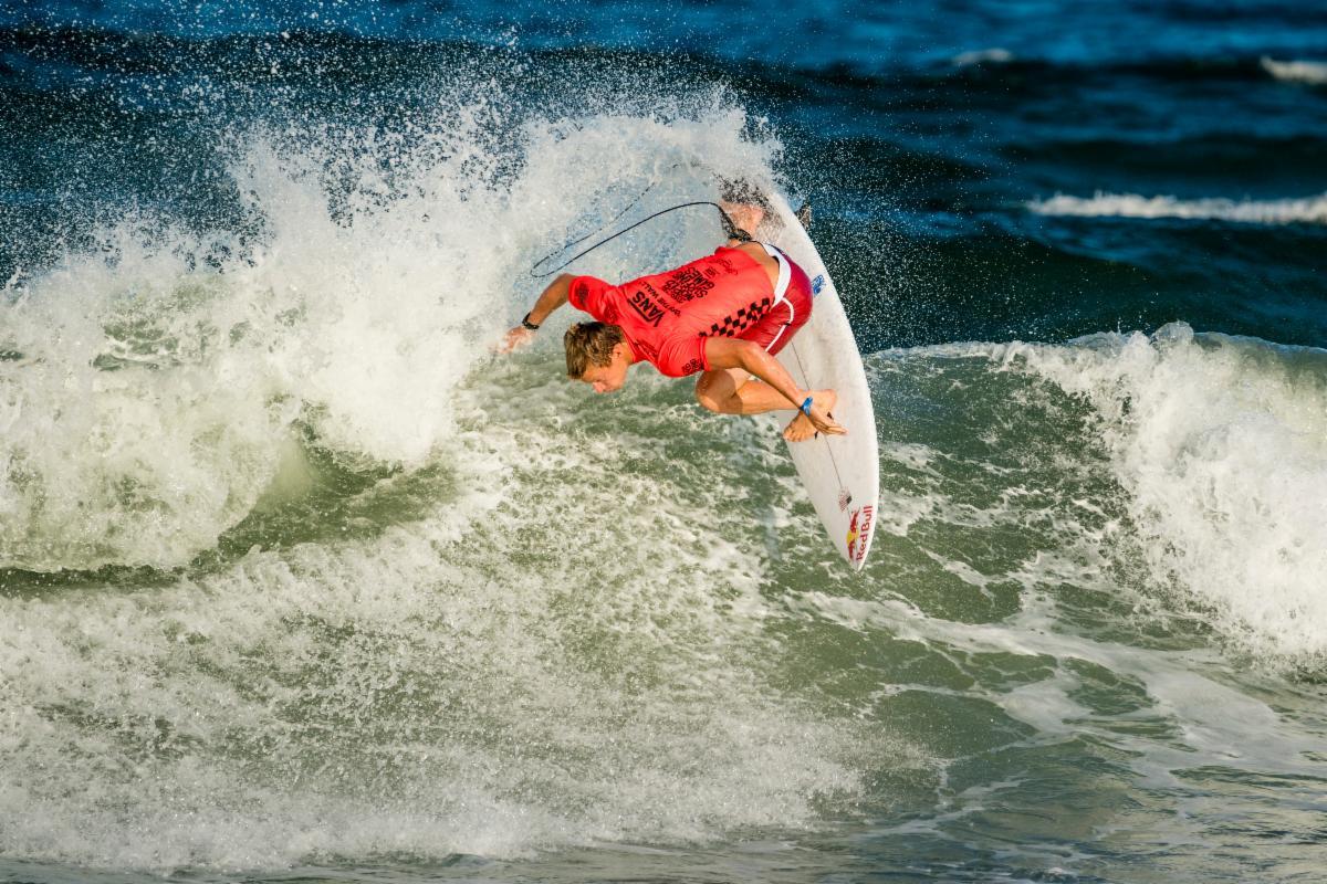 World Surf League Championship Tour da primeros boletos a Tokio
