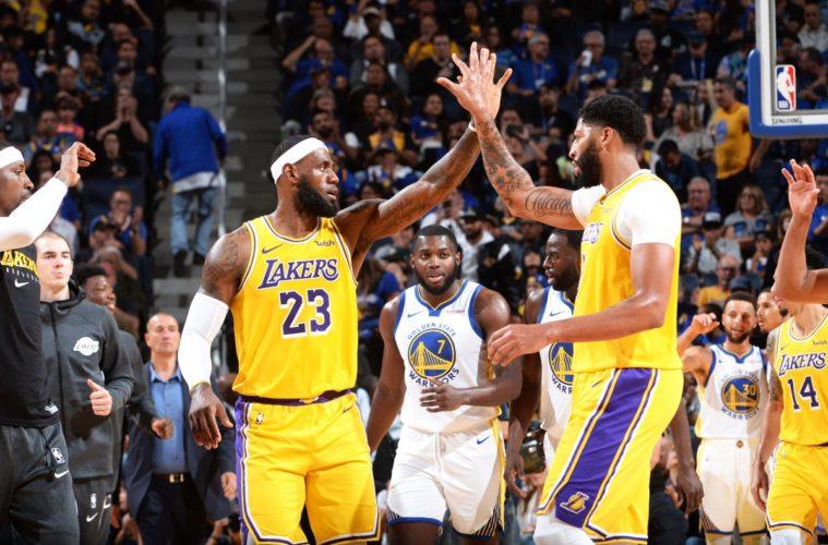 James y Davis en duda para duelo navideño ante Clippers
