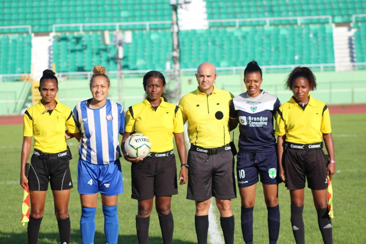 Todo listo para jugar semana dos de la Liga Femenina de Fútbol