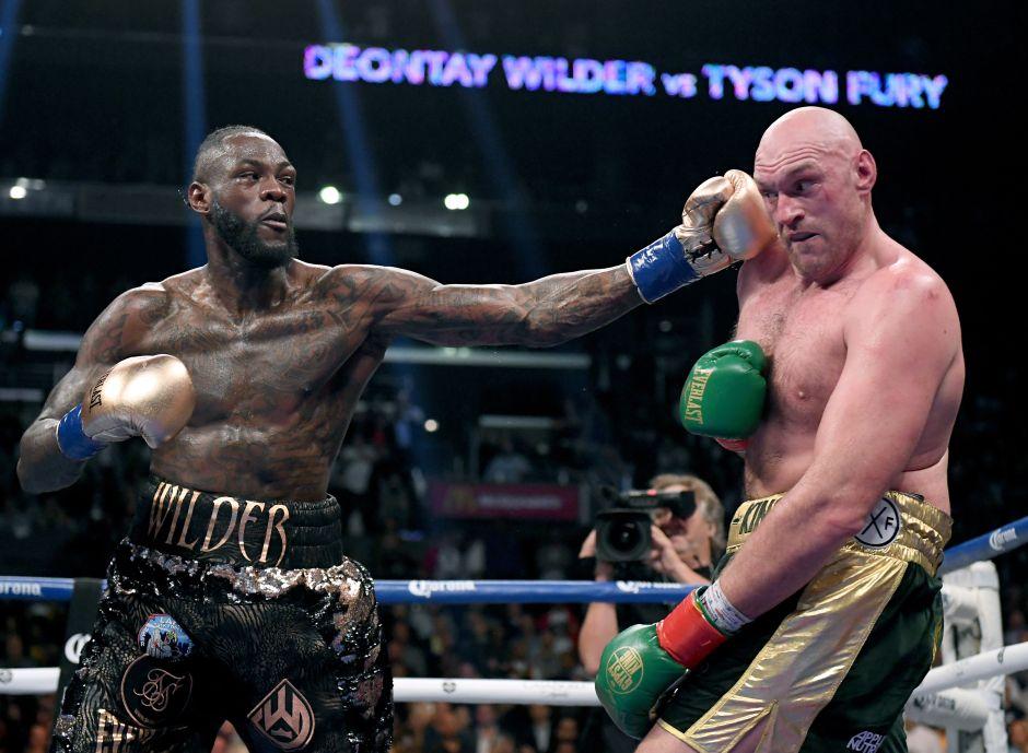 Tyson Fury acepta ayuda de Anthony Joshua para revancha vs. Deontay Wilder