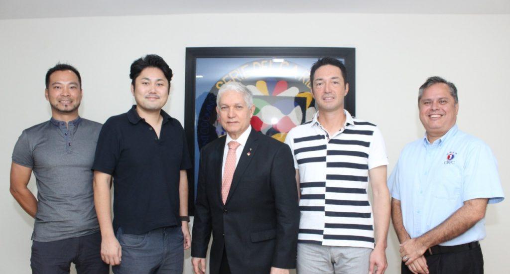 La CBPC inicia contactos con equipos de la Liga de Béisbol de Japón