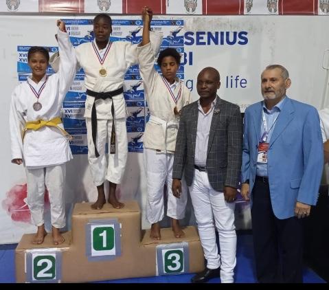 República Dominicana segundo lugar del XVI Campeonato Panamericano de Judo
