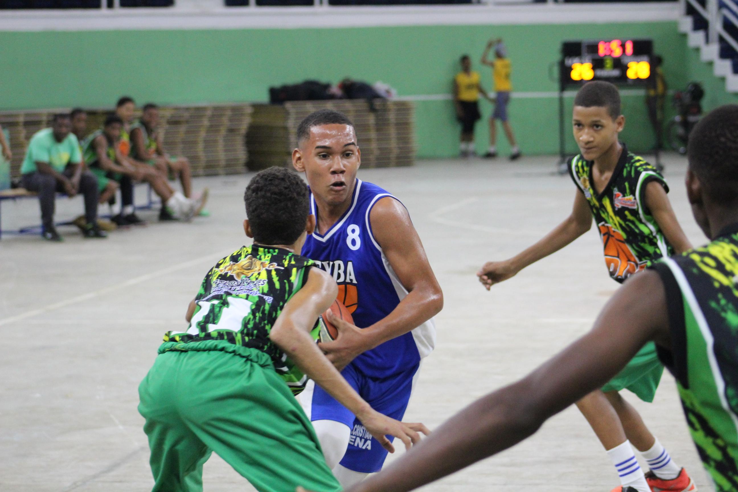 Distrito, Santo Domingo, Bonao, Mao y Neiba vencen en inicio torneo nacional U-14