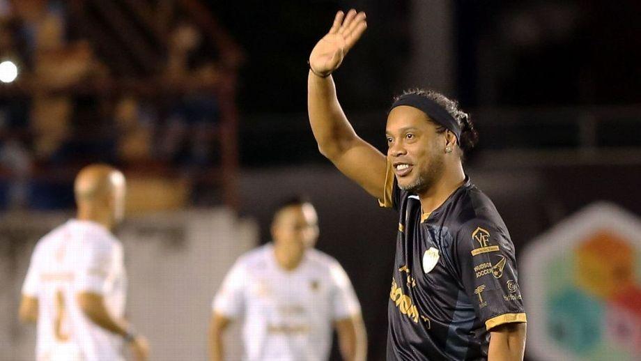 Ronaldinho señala que Messi es el mejor de la época aunque no de la historia