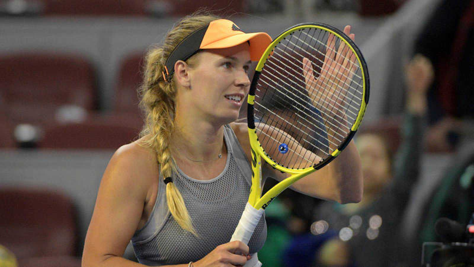 Wozniacki colgará la raqueta después del Abierto de Australia