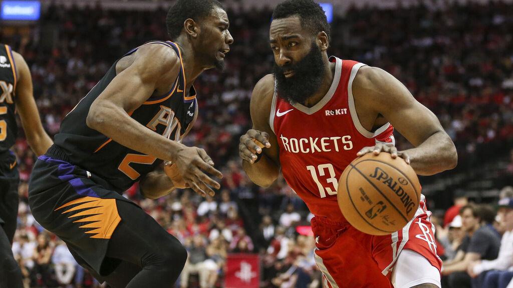 Houston domina a Phoenix; Philadelphia vuelve a ganar en casa