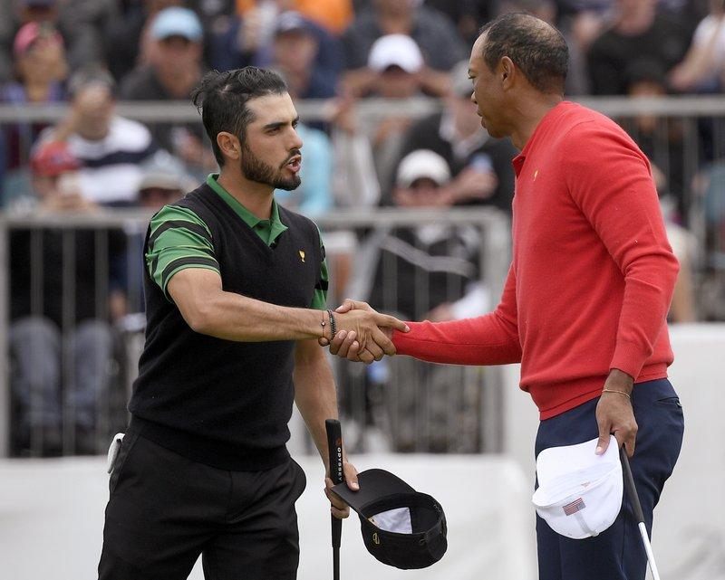 Tiger Woods gana y Estados Unidos obtiene Copa Presidentes de golf
