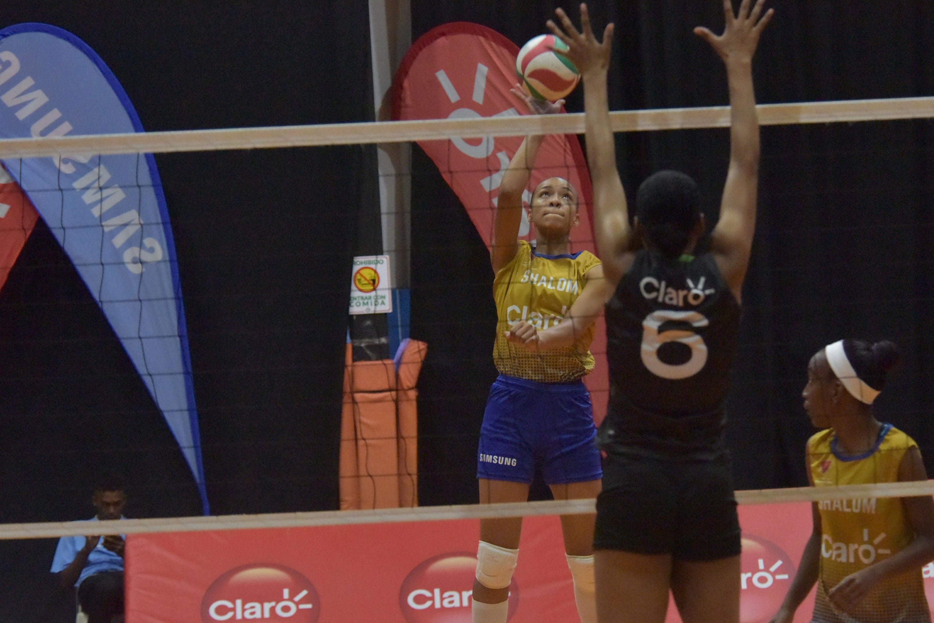 Sagrado Corazón de Jesús campeón del Cibao en Copa Intercolegial de Voleibol Femenino 2019