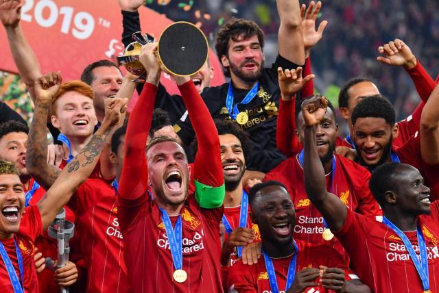 Liverpool se proclamó nuevo campeón mundial por primera vez