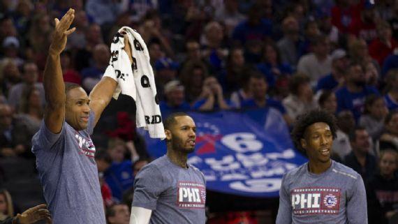 Horford se pierde partido contra Boston Celtics; dolencias en rodilla izquierda
