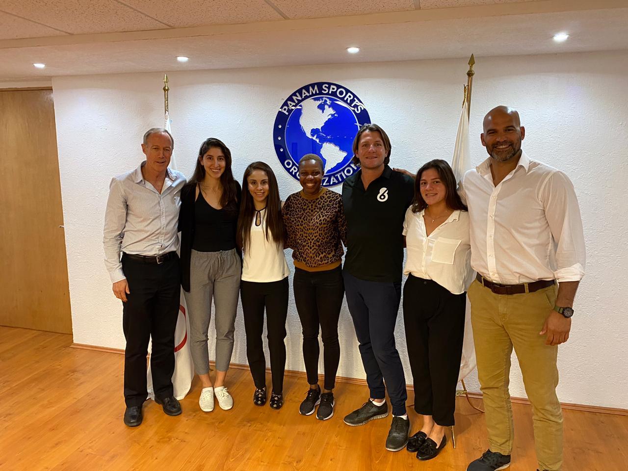 Aliann Pompey, nueva presidenta comisión atletas Panam Sports