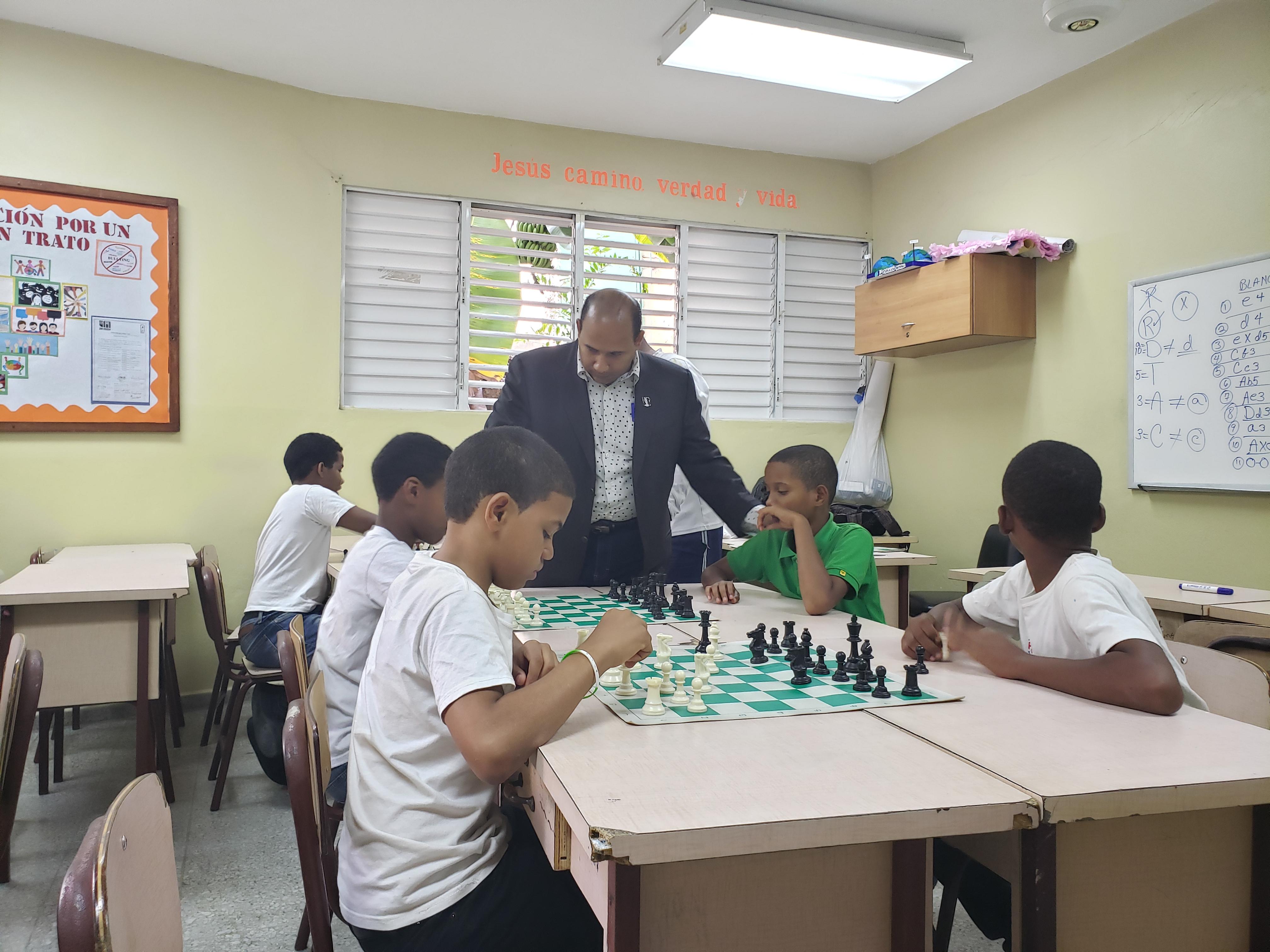 Más de 100 niños participarán en el Torneo Nacional Infantil de Ajedrez
