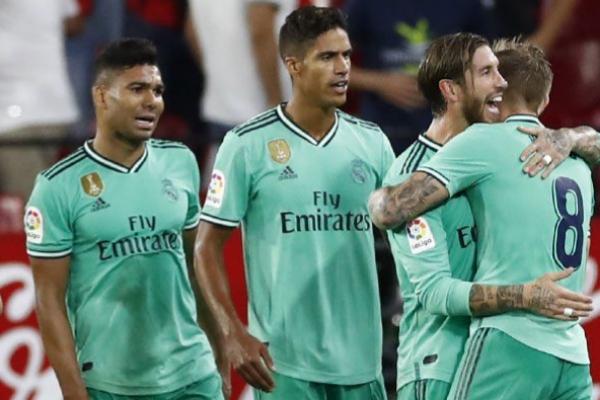 Real Madrid jugará de verde ante Espanyol en apoyo al cambio climático