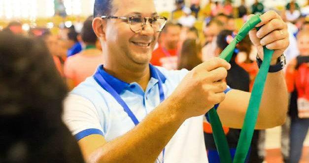 Jorge Minaya satisfecho por integración de Monte Plata en IX Juegos Escolares