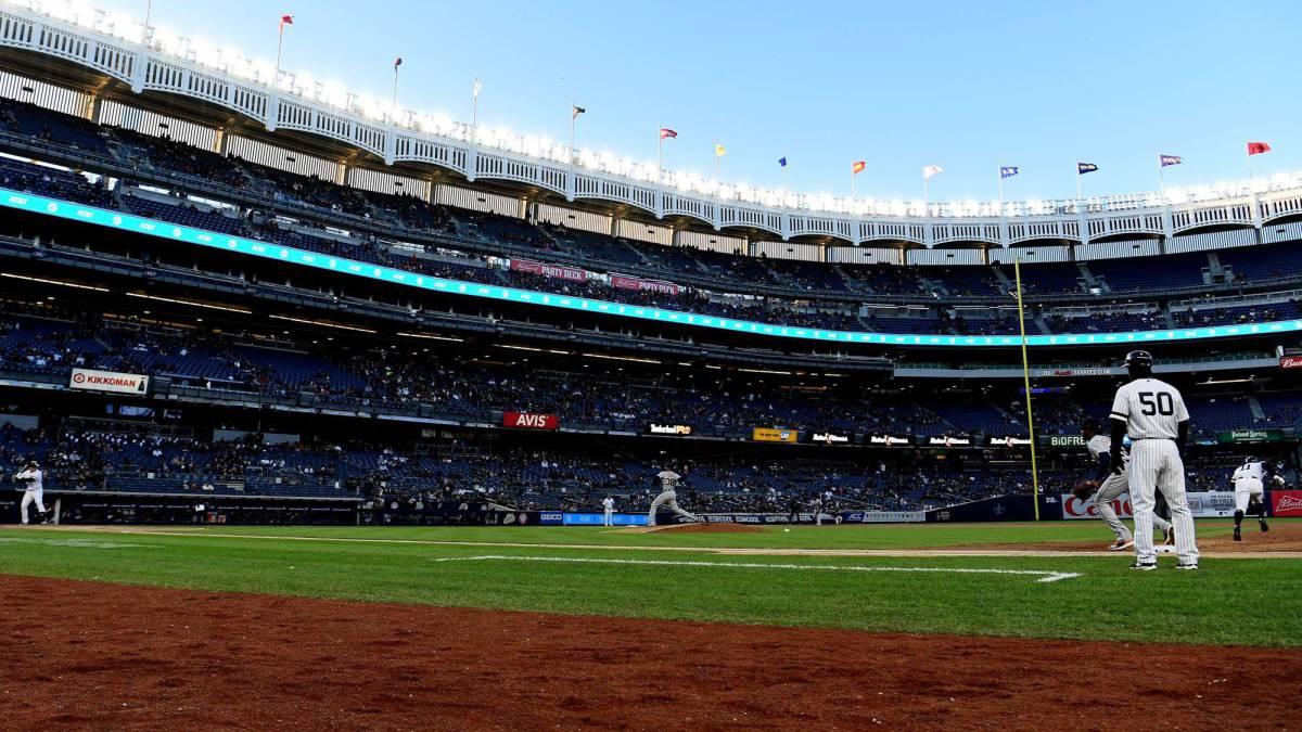 Ingresos de MLB aumentaron por decimoséptima ocasión seguida