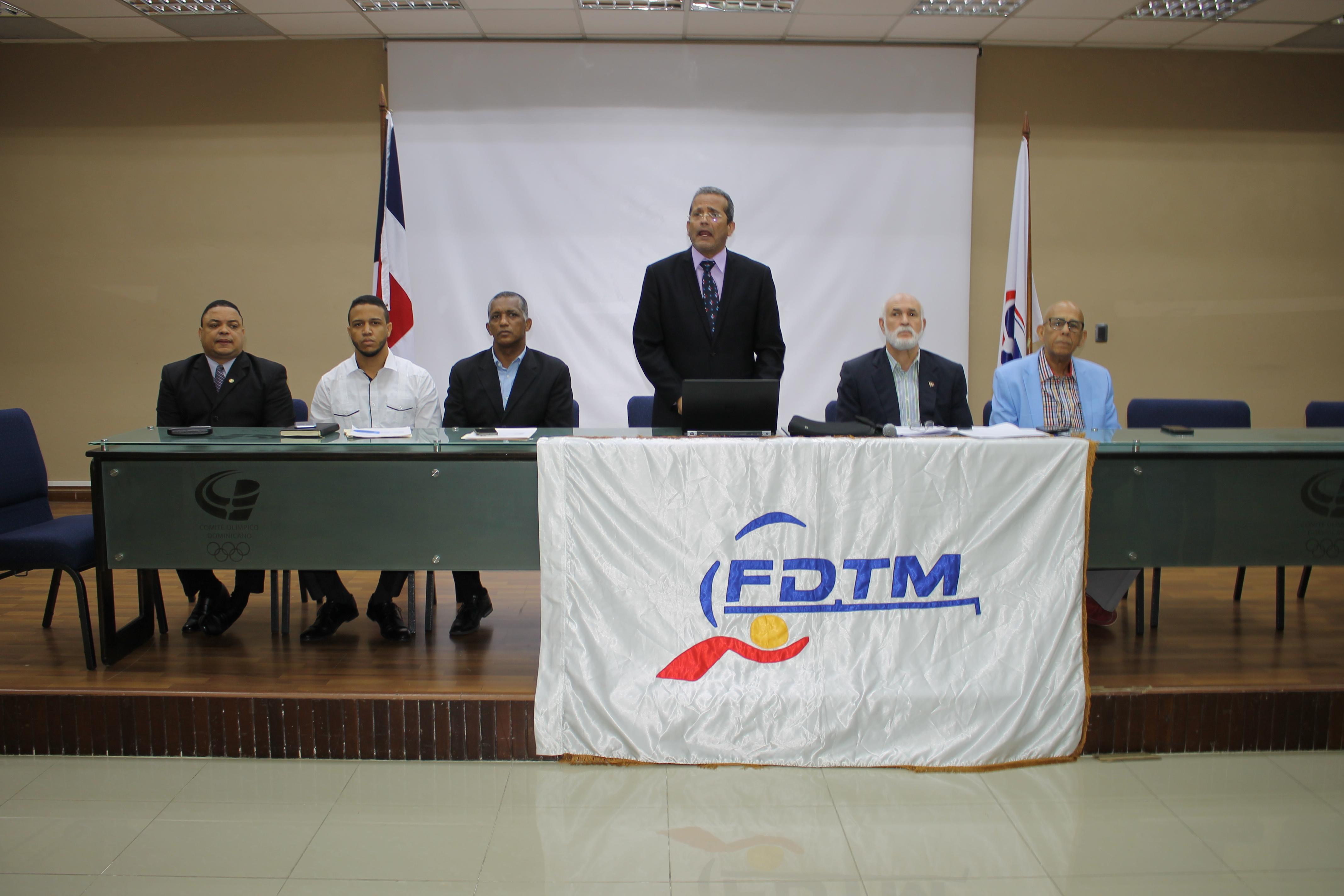 Daniel Landrón, nuevo presidente de la Federación de Tenis de Mesa