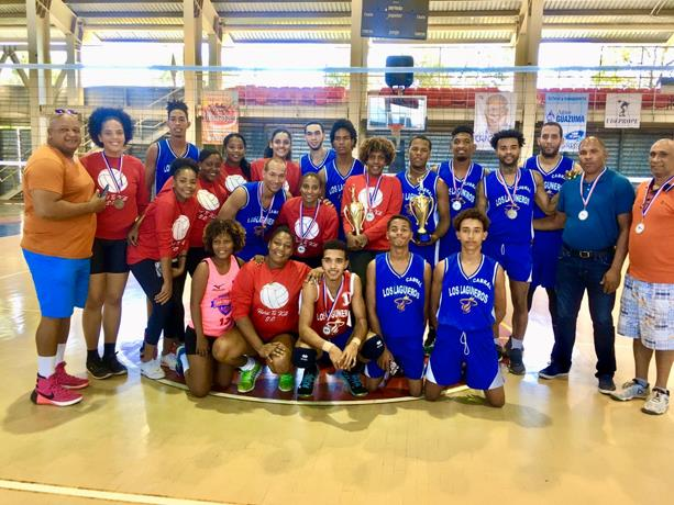 Santiago campeón de la Copa Cibao de Voleibol Superior en masculino y femenino