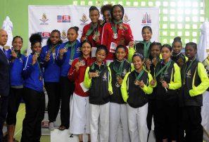 Zona Metropolitana impone poderío en karate Juegos Escolares
