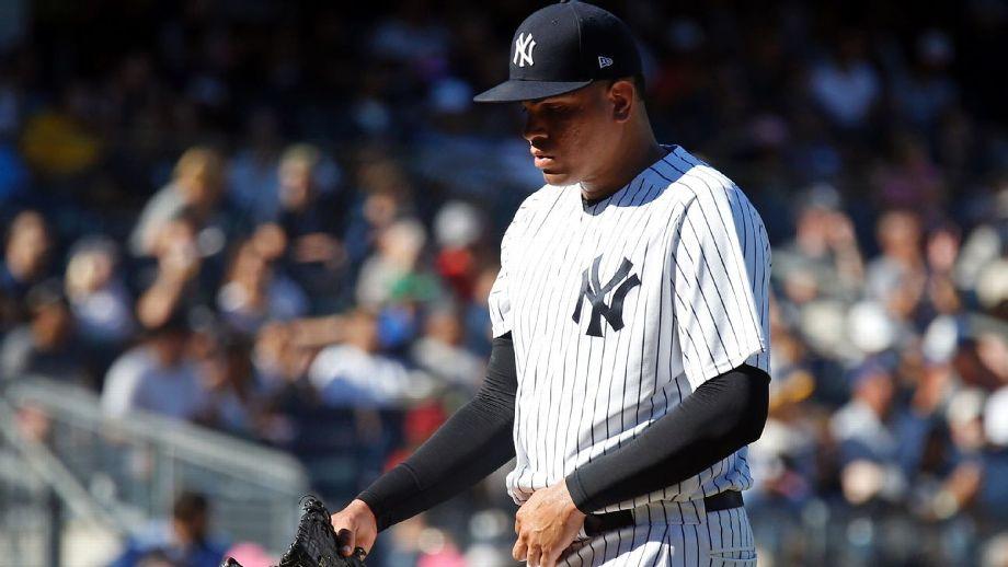 Dellin Betances firma con los New York Mets