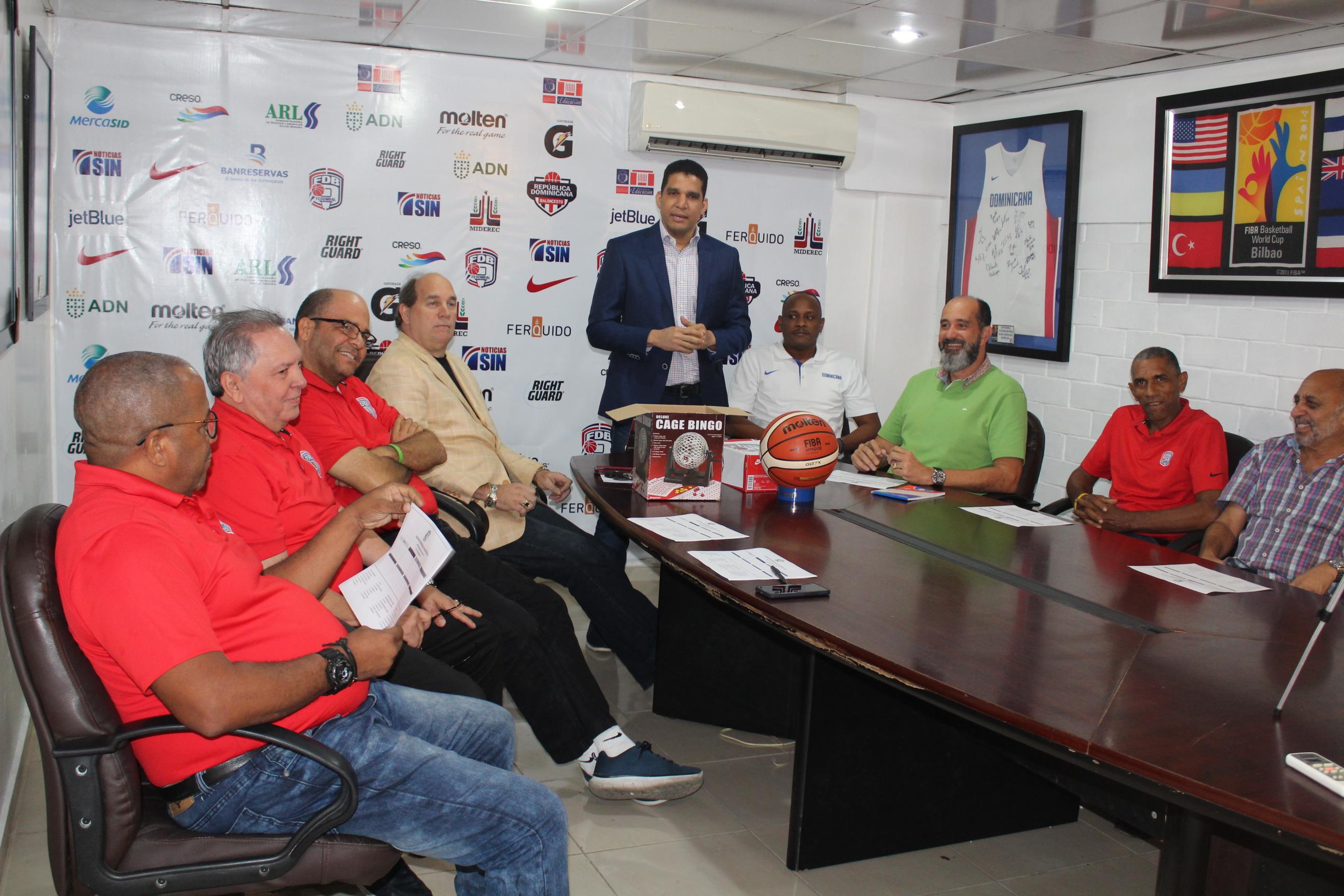 32 equipos participarán en torneo nacional U-14 masculino organizado por Fedombal