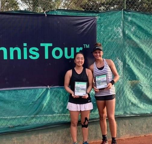 Ana Zamburek obtuvo su primer título ITF World Tennis Tour Juniors