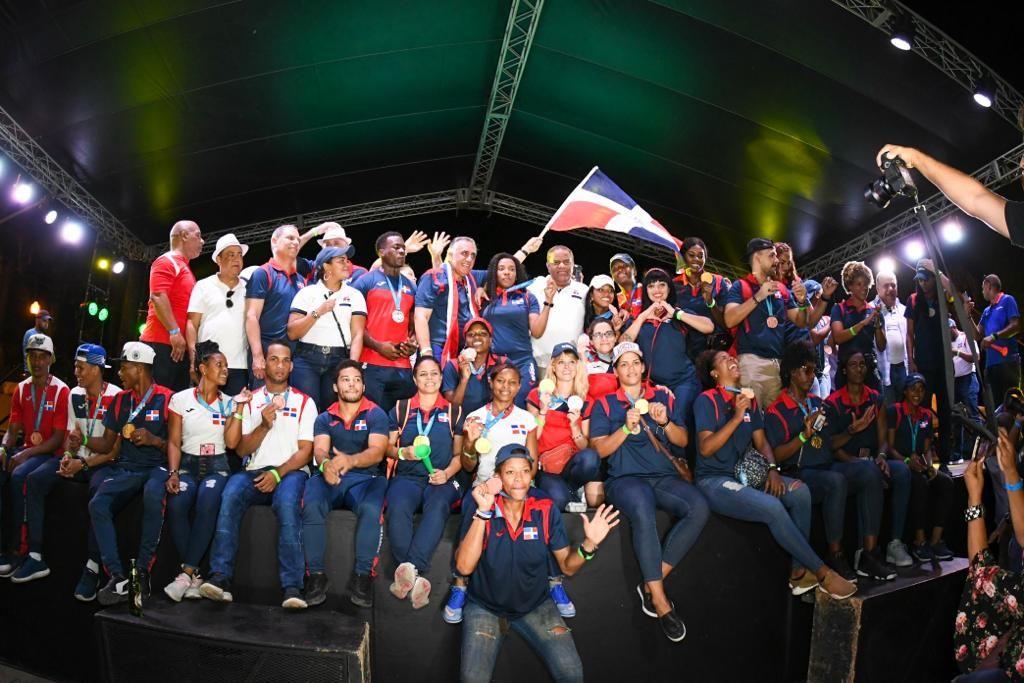 Tigres del Licey rendirá homenaje a medallistas Panamericanos