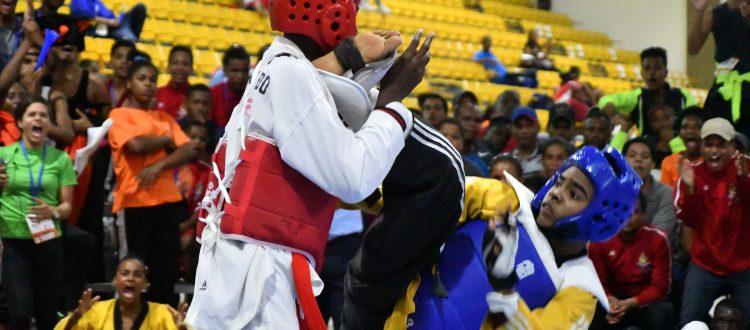 Cibao Noroeste y Sexta Zona continúan dominando el taekwondo
