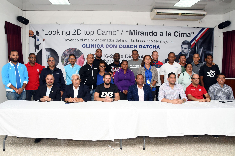 Selección dominicana de baloncesto 3x3 en busca del sueño olímpico
