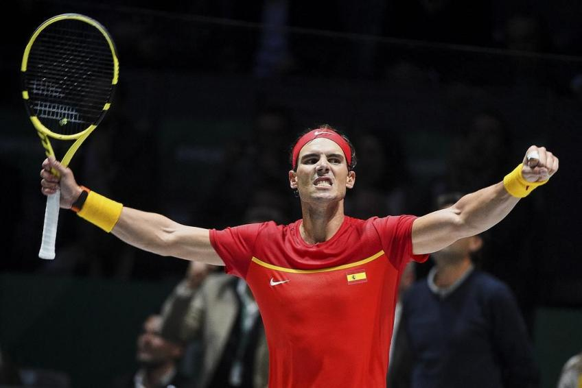 Nadal derrota a Khachanov y disputará la final contra Tsitsipas